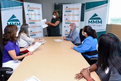 La Fundación MMM dona $100,000 a cinco entidades para que ofrezcan servicios y ayudas gratis