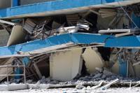 Sin conocerse donde será reubicados estudiantes de escuela colapsada