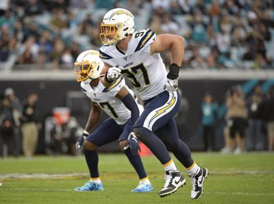Chargers-Bosa Football