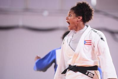María Pérez sube al podio con bronce