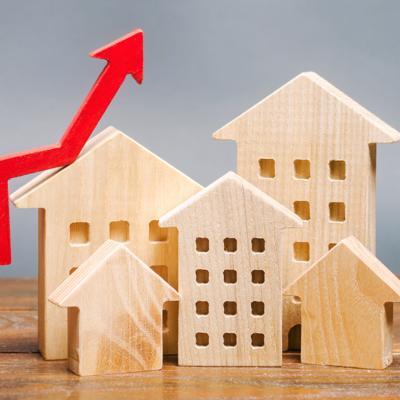 Leve aumento en la venta de casas