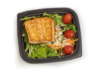 Llevan comida fresca y saludable a su puerta