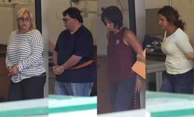 Arrestados en PR