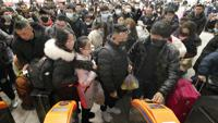 China: Despuntan los casos de enfermedad respiratoria viral