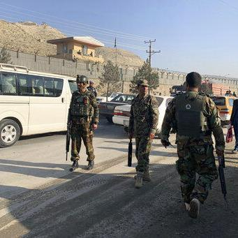 Afganistán: Ataque a centro militar deja 4 heridos
