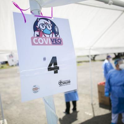 Conoce los municipios que harán pruebas del covid-19 esta semana