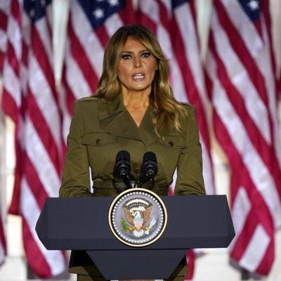 Melania Trump no irá a mitin por coronavirus