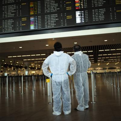 Los europeos pudieran viajar fuera de sus países pronto