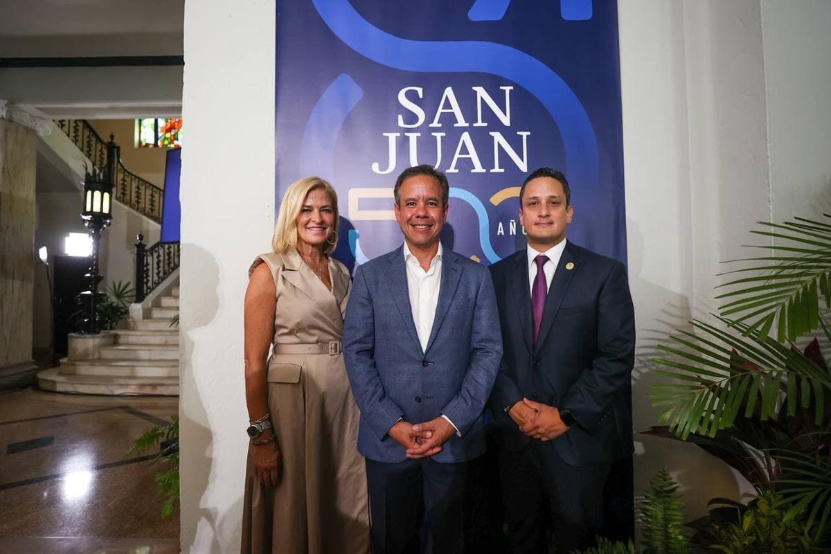 San Juan conmemoración quinto centenario