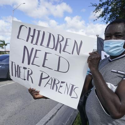 Estados Unidos no localiza a 545 padres de menores migrantes