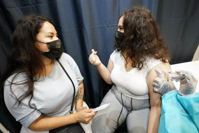 AP Poll Virus Outbreak Vaccines