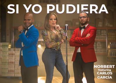 Nor-Bert estrena nuevo sencillo junto a Carlos García