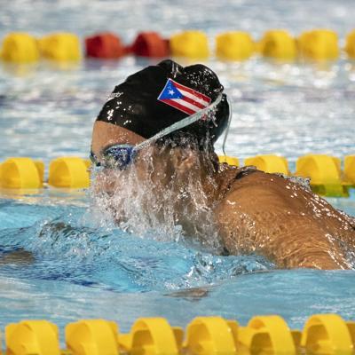 Todo listo para el Puerto Rico International Swimming Open