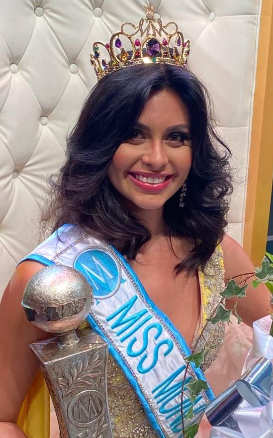 Miss Mundo Puerto Rico
