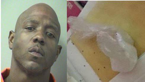 Traficante de drogas denuncia a la policía el robo de su mercancía