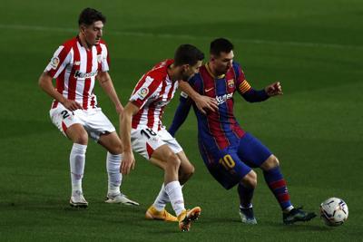 Otra tormenta en el Barcelona al filtrarse contrato de Messi