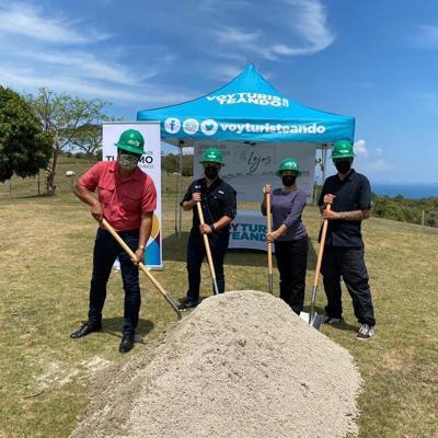 Inicia construcción de  hospedería en Vieques