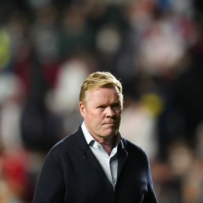 El Barça despide a su director técnico Ronald Koeman