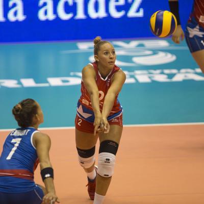 Shara Venegas jugará en Ucrania