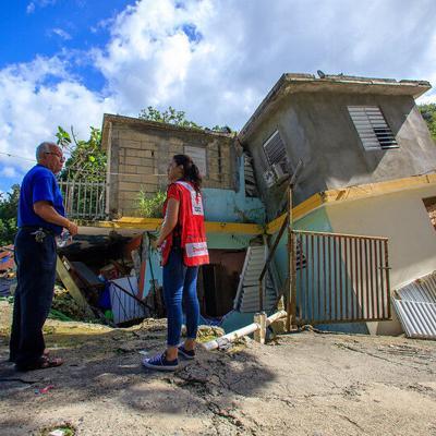 Cruz Roja lanza programa de recuperación a largo plazo