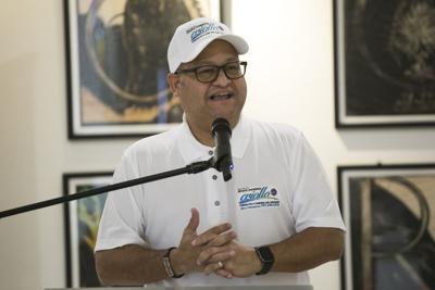 alcalde de Caguas, William Miranda Torres