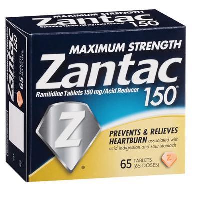 FDA ordena el retiro total de Zantac del mercado
