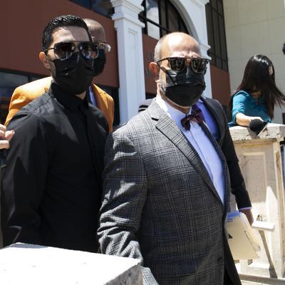 Jueza encuentra causa para arresto contra Jensen Medina Cardona