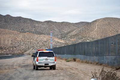 Tiroteo fronterizo deja un hombre muerto y un agente herido