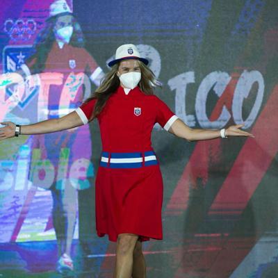 Así es la vestimenta de Puerto Rico para los Juegos Olímpicos de Tokio