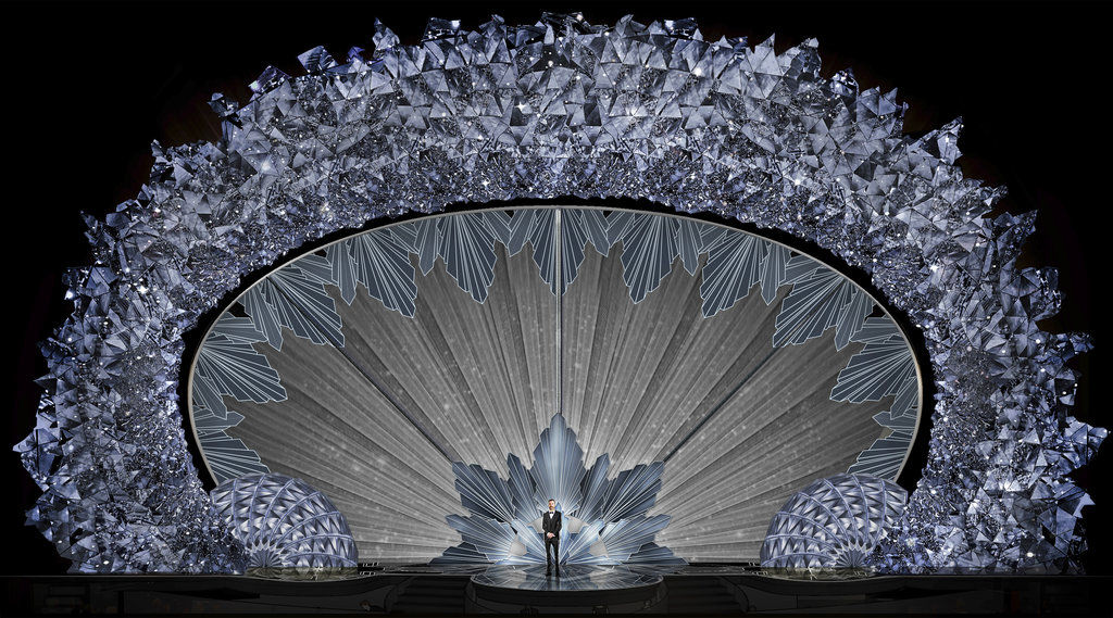 Oscars-Stage Design
