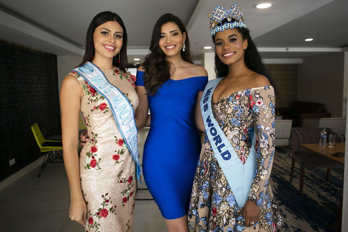 Aryam Diaz y Miss World