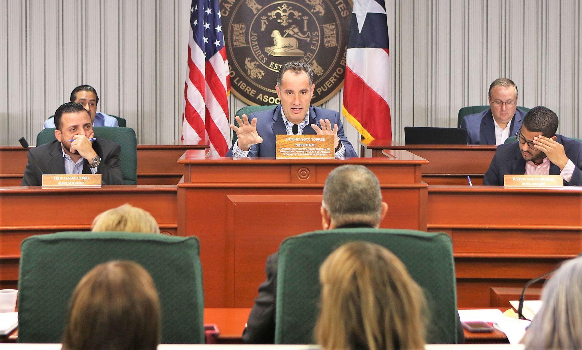 Comisión de Hacienda advierte aprobar presupuesto de Salud conforme Ley Promesa