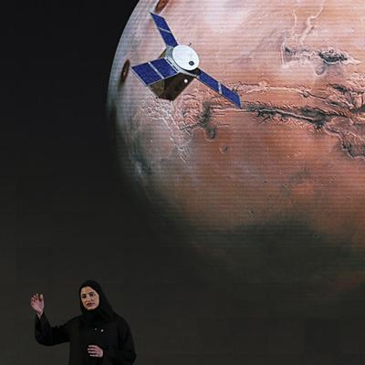 Tres misiones se preparan para viajar a Marte