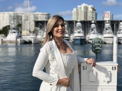 Maribel Acevedo, presidenta de Mar Navigation Academy