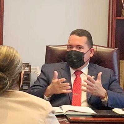 Responsabiliza al gobernador por alza en casos de covid-19