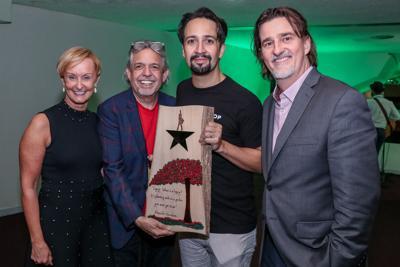 Alianza de Lin-Manuel beneficia las artes en Puerto Rico