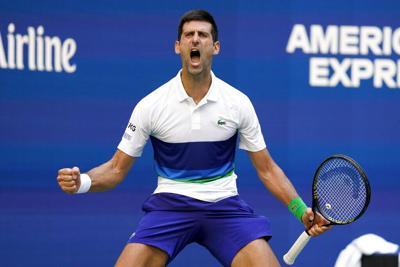 Djokovic sigue su paso hacia la historia en el US Open