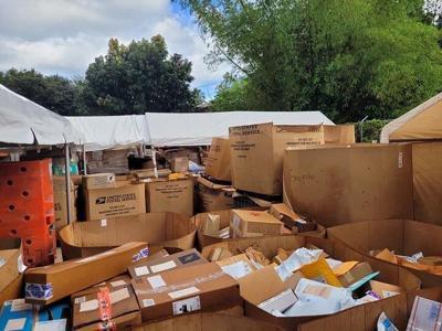 servicio postal en Guaynabo