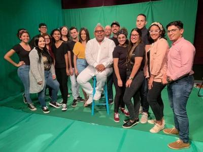 Estudiantes UPR y mentor