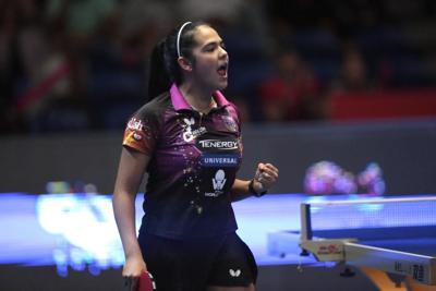 Adriana Díaz se proclama campeona en la Copa Panamericana