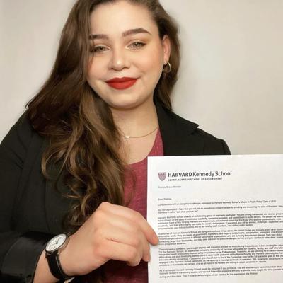 Joven de la UPR Río Piedras es aceptada en Harvard