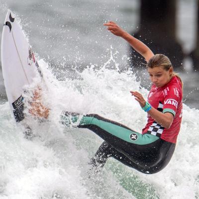 El surf de París 2024 será en Tahití