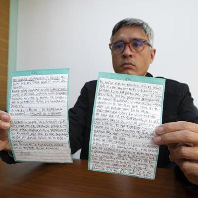 Estadounidense encarcelado en Venezuela pide libertad