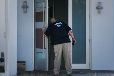Federales allanan residencia en relación a caso de Yatea