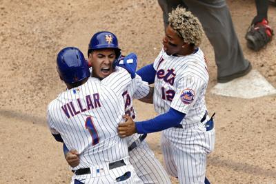 Javier Báez se viste de héroe en triunfo de los Mets de Nueva York