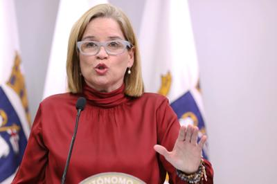 Carmen Yulín Cruz apoya manifestaciones