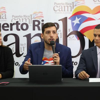 Puerto Rico Cambia presentará a candidatos a las elecciones