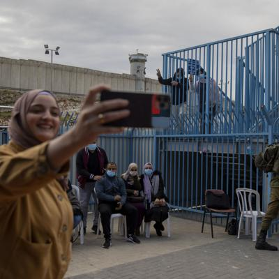 Israel prestará a los palestinos un millón de vacunas contra el covid-19