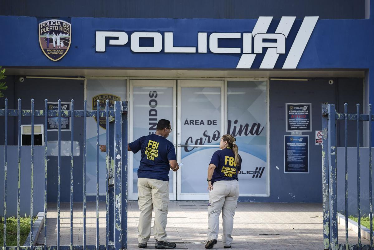 Policía comandancia