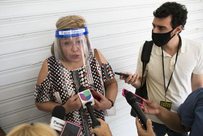 Norma Burgos está decepcionada con el PNP